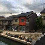 ナラタージュロケ地②内川(葉山先生の家)と庄川河口